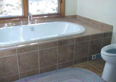 Italian Marble Master Bath