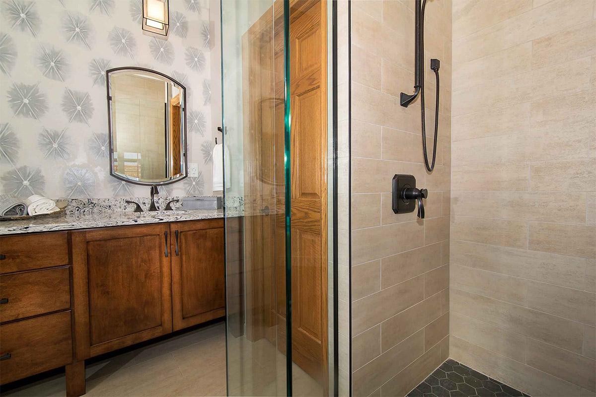 Boulder County Master Bathroom #02 - Sawhorse Home Remodeling