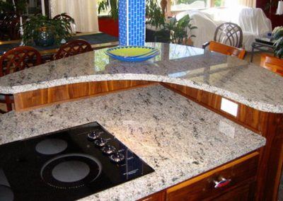 Boulder Custom Kitchen Island
