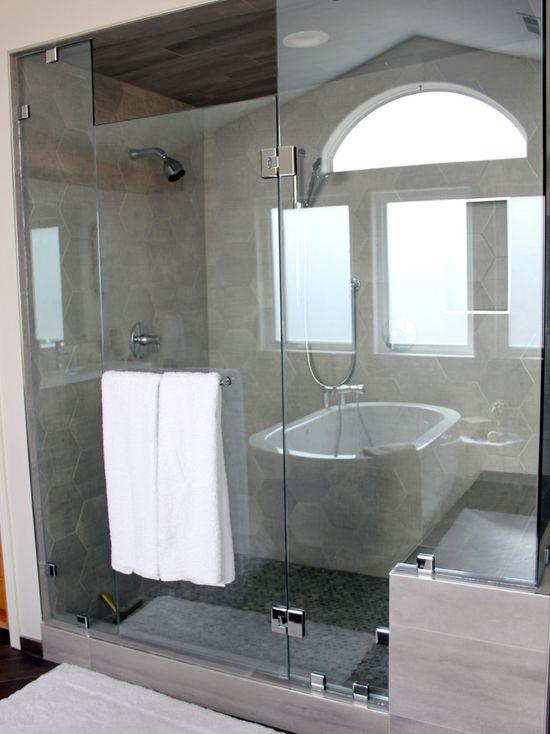 Boulder County Master Bathroom - Sawhorse Home Remodeling