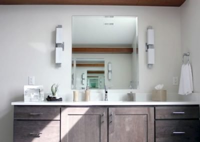 Boulder County Master Bathroom