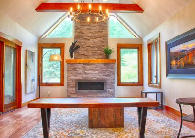 Evergreen Home and Fireplace